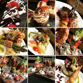 menus gourmet
