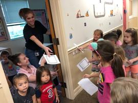 Teacher Appreciation Activity
