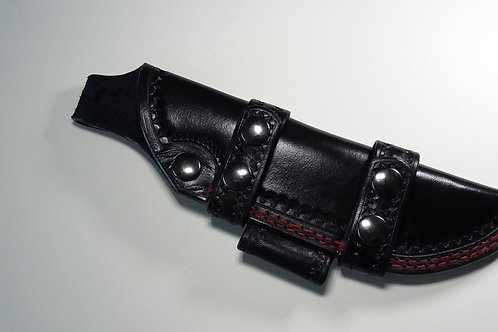 HOG 4.5 Custom Leather Sheath