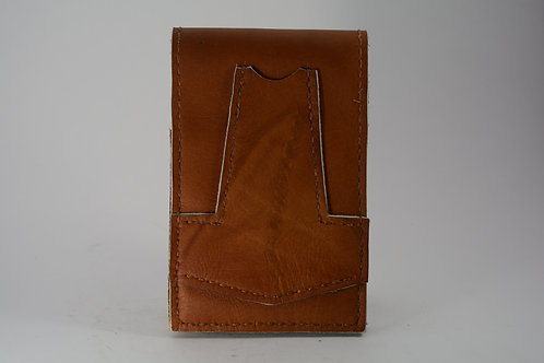 Rover Leather Notepad (Mjolnir)