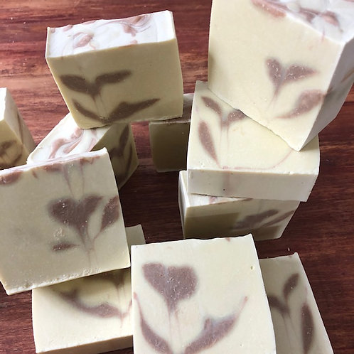 Specialized Castile Soap with Kaolin and Red MorrocanClay