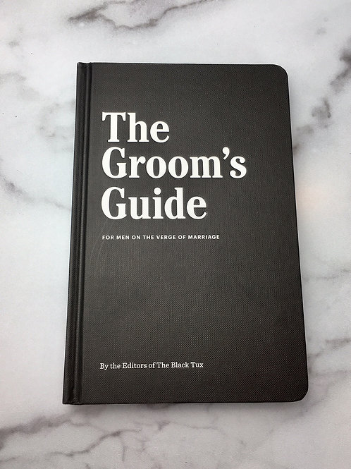 Groom's Guide Book