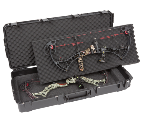 iSeries 4217-7 Small Ultimate Single / Double Bow Case