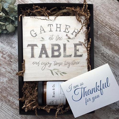 Gather Gift Box
