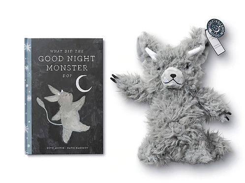 Good Night Monster Book
