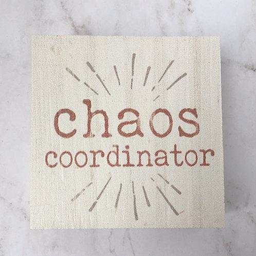 """Chaos Coordinator"""