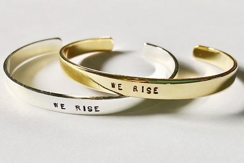 We Rise Bracelet