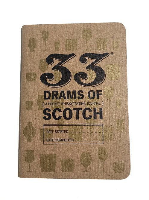 33 Drams of Scotch