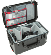 iSeries 2213-12 Case w/Think Tank Designed Dividers & Lid Organizer