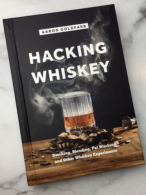 Hacking Whiskey Book