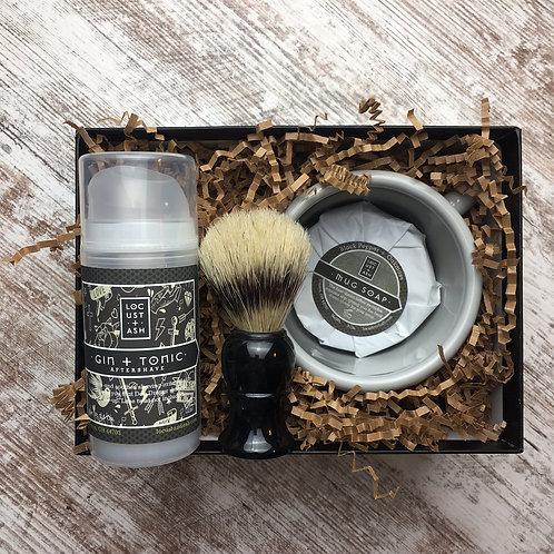 Good Clean Start Shave Kit