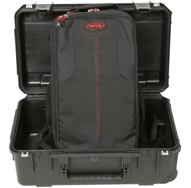 iSeries 2011-7 Case w/Think Tank Designed Backpack