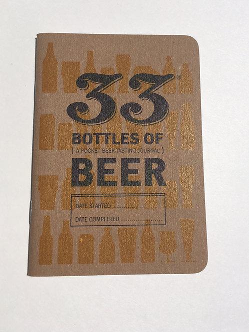 33 Bottles of Beer Notebook