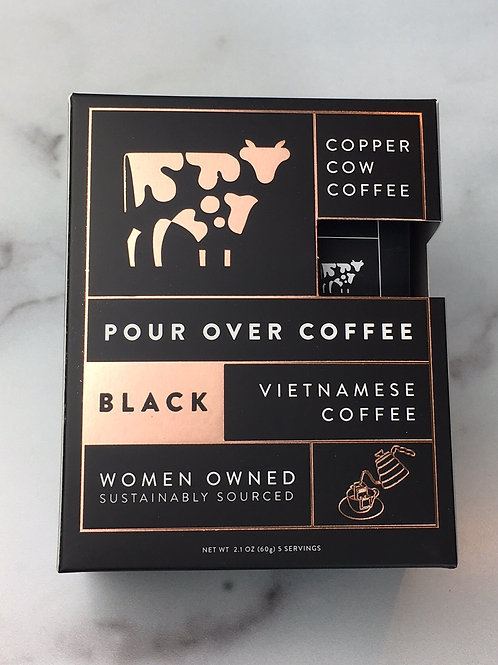 Pour-Over Coffee