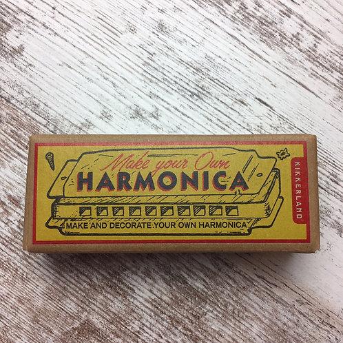 Build a Harmonica