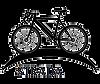 carte-da-parati-disegno-della-bicicletta
