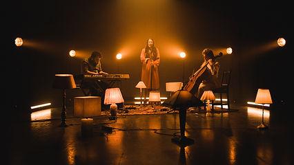 Primrose Trio - Livestream (c) Guillaume