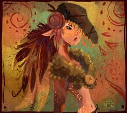 paxerle stone fairy