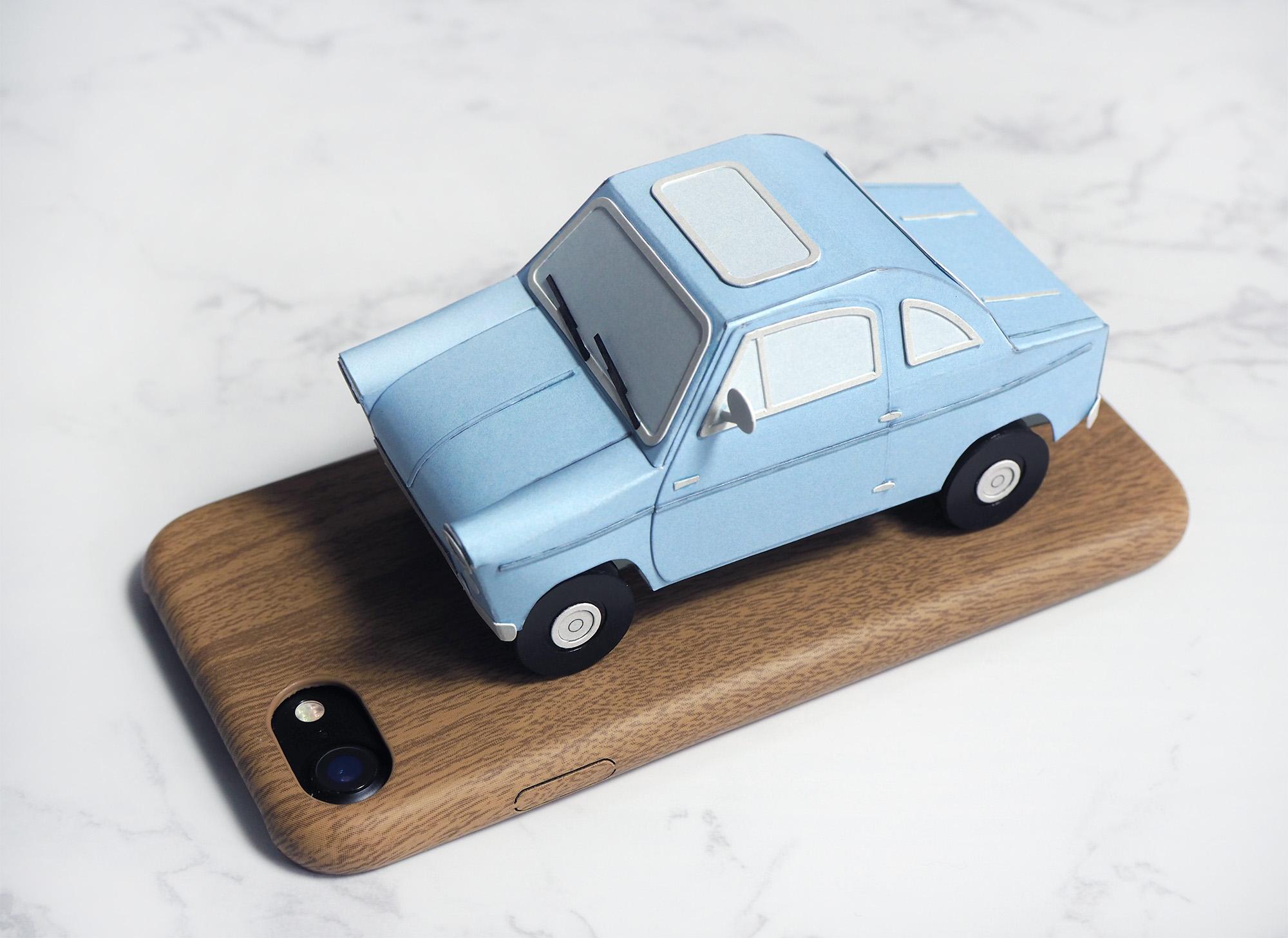 자동차 모형