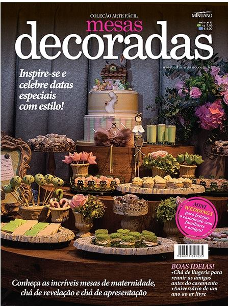 Revista Mesas Decoradas