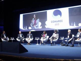 PhareBee marca presença na CONAREC 2018.