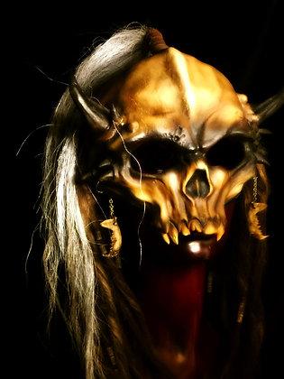 Savage Ork Mask