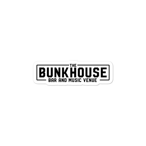 Bunkhouse stickers
