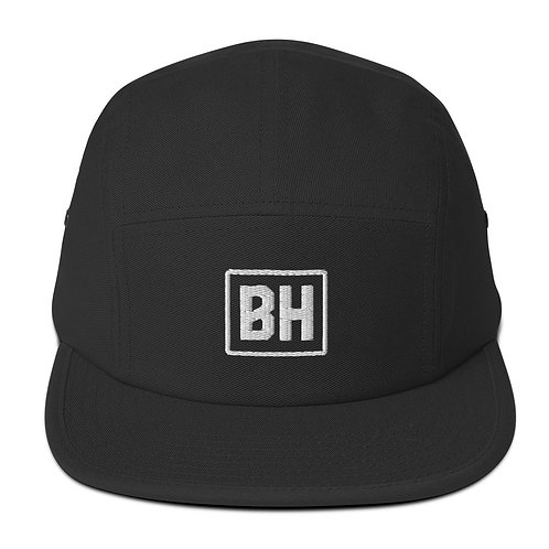 BH badged Five Panel Cap