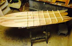 surfboard making workshop