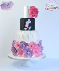 Mickey Wafer Paper Cake Internationa
