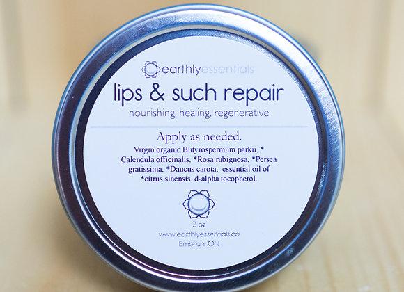 Lips & Such Repair