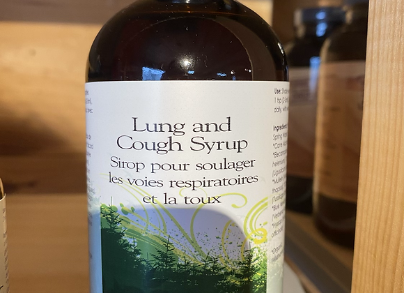 Lung and Cough Syrup