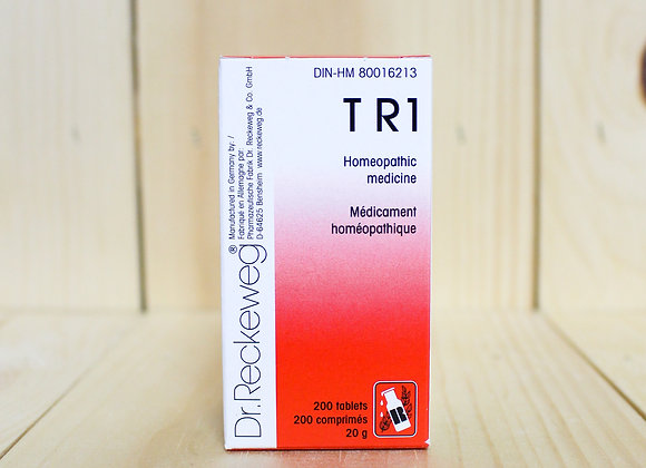 TR1 Inflammation/Fever/Infection