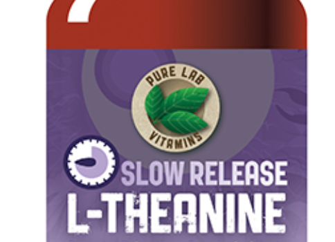 Slow Release L-Theanine