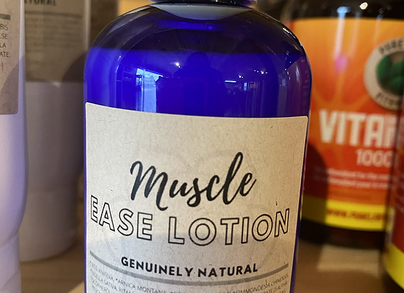 Muscle Ease lotion