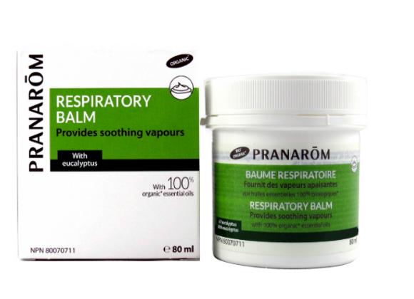 Aroma Respiratory Balm