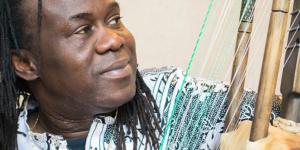 Zal Sissokho (Sénégal) / Kora Flamenca - gratuit