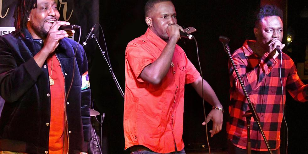Ronald Lebeau et Kwaliti (Haïti) - 15 $