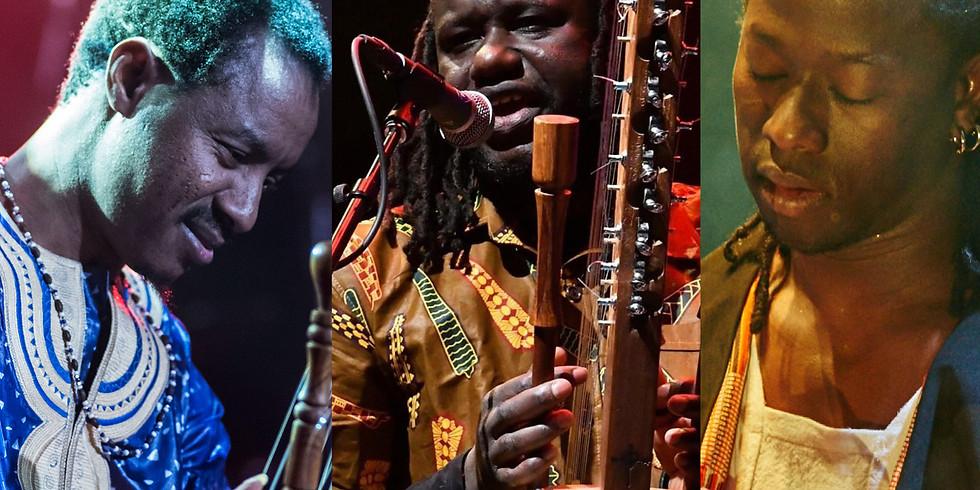 Trio Kora (Guinée-Mali-Sénégal) - 15 $
