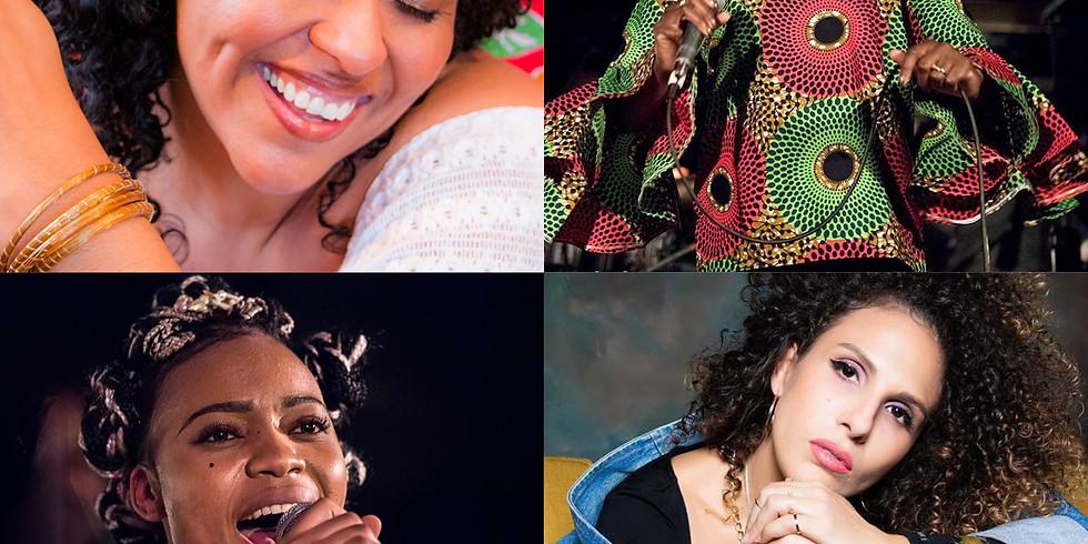 Soirée Rythmes au féminin (Algérie-Bénin-Brésil-Zimbabwe) - 20 $
