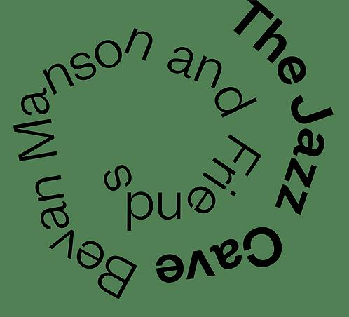 The Jazz Cave-Bevan Manson-Digital Download