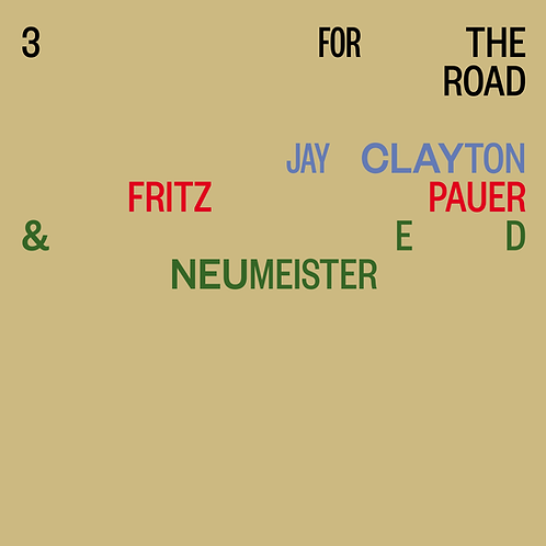 3 for the Road CD