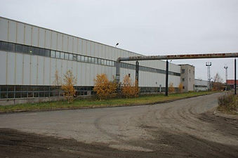 ASTAR woodworking mill, Petrozavodsk