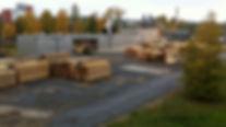 KLEZ-ASTAR sawmill, Kondopoga