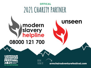 Unseen UK chosen as The Armchair Adventure Festival partner for 2021