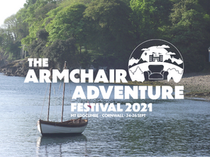The Armchair Adventure Festival is coming to Cornwall!