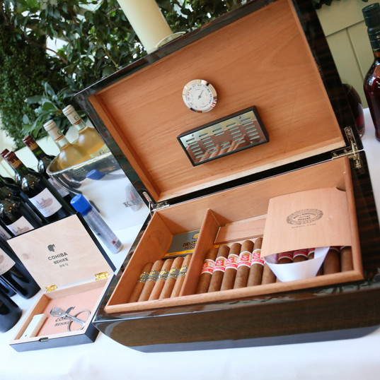 Eminent Wines and Château Cos d'Estournel at Marks Club, UK