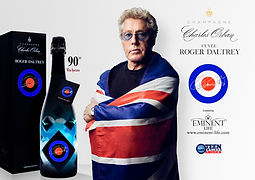 The Roger Daltrey Champagne - by Eminent