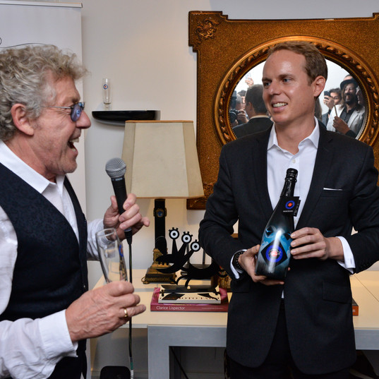The Who Champagne Launch in Sao Paulo, Brazil