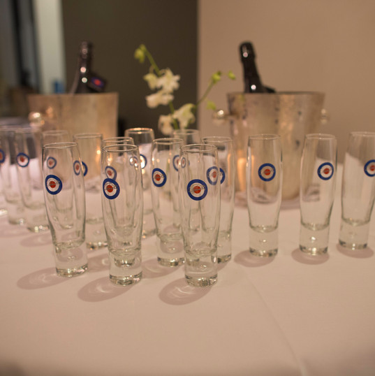 The Who Champagne launch in Las Vegas, USA
